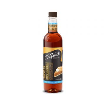 DaVinci Sugar Free Pumpkin Pie Spice Syrup (750mL)