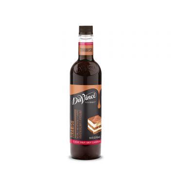 DaVinci Classic Tiramisu Syrup (750mL)