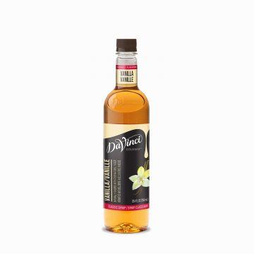 DaVinci Classic Vanilla Syrup (750mL)