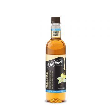 DaVinci Sugar Free Vanilla Syrup (750mL)