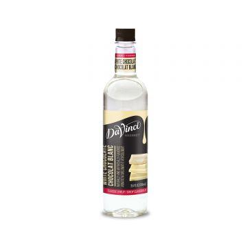 DaVinci Classic White Chocolate Syrup (750mL)