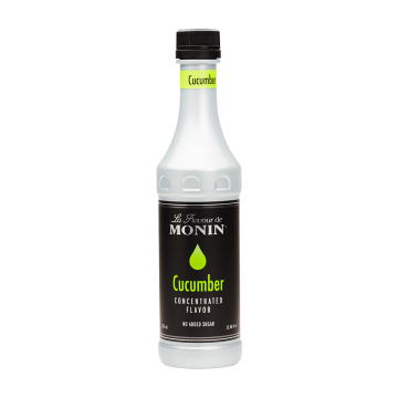 Monin Cucumber Flavoring Concentrate (375mL)