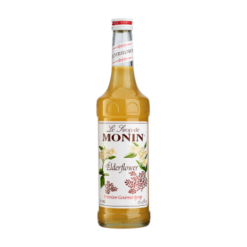 Monin Elderflower Syrup 750ml