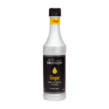 Monin Ginger Flavoring Concentrate (375mL)