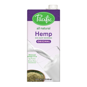 Pacific Hemp Original Non-Dairy Beverage (32oz)