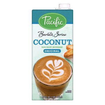 Pacific Barista Series Original Coconut Beverage (32oz)
