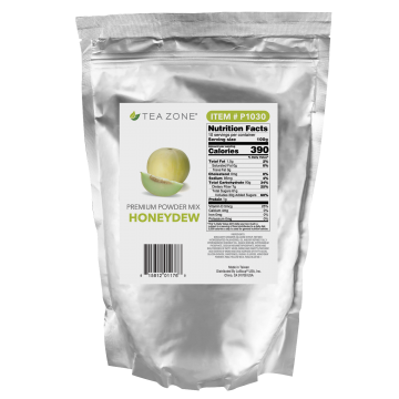 Tea Zone Honeydew Powder (2.2 lbs)