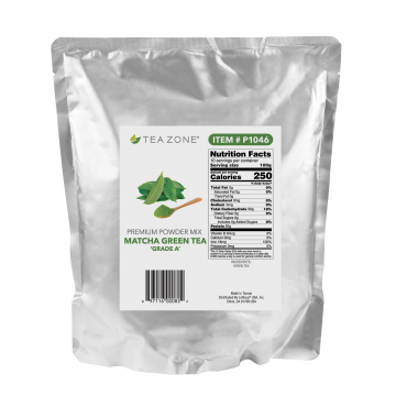 Tea Zone Matcha Green Tea (Grade A) Powder (2.2 lbs)