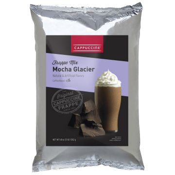 Cappuccine Mocha Glacier Frappe Mix (3 lbs), P4006