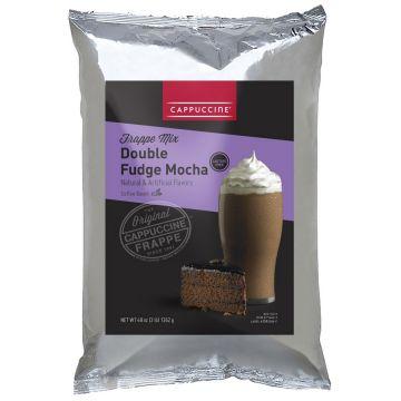 Cappuccine Double Fudge Mocha Frappe Mix (3 lbs), P4007