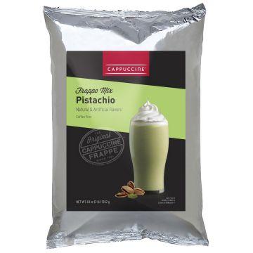Cappuccine Pistachio Frappe Mix (3 lbs), P4012