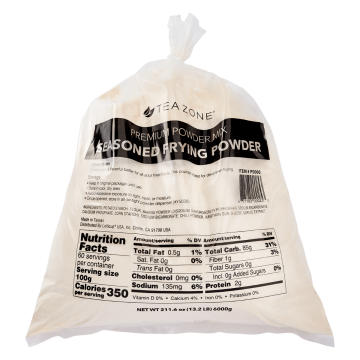 Tea Zone Seasoned Frying Powder (13.35 lbs)
