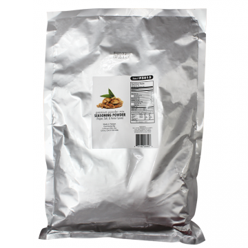 Tea Zone Seasoning Powder - Pepper, Salt, & Herbal Spices (2.2 lbs)
