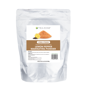 Tea Zone Lemon Pepper Marinade Mix - 2.2 lbs bag