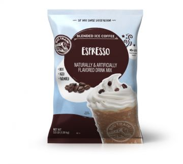 Big Train Espresso Blended Ice Coffee Mix (3.5 lbs)