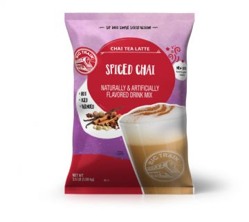 Big Train Spiced Chai Tea Latte Beverage Mix (3.5 lbs)