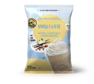 Big Train Vanilla Latte Blended Ice Coffee Mix (3.5 lbs)