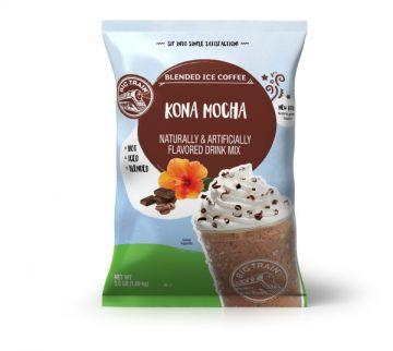 Big Train Kona Mocha Blended Ice Coffee Beverage Mix (3.5 lbs)