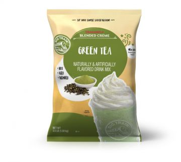 Big Train Dragonfly Green Tea Blended Crème Beverage Mix (3.5 lbs)