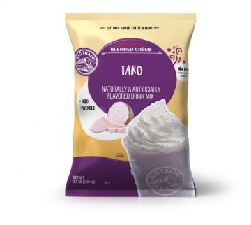 Big Train Dragonfly Taro Blended Crème Beverage Mix (3.5 lbs)