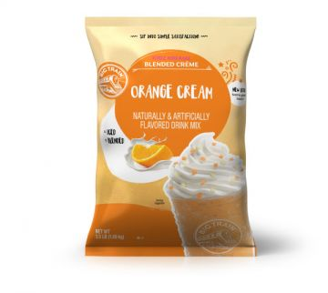 Big Train Kidz Kreamz Orange Cream Blended Beverage Mix (3.5 lbs)
