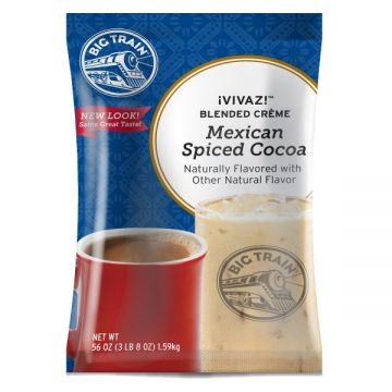 Big Train Vivaz Mexican Spiced Cocoa Beverage Mix (3.5 lbs)