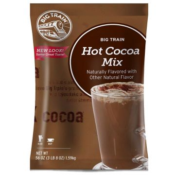 Big Train Hot Coco Mix (3.5 lbs), P6075