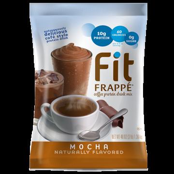 Big Train Fit Frappe Protein Drink Mix Mocha (3 lbs), P6091