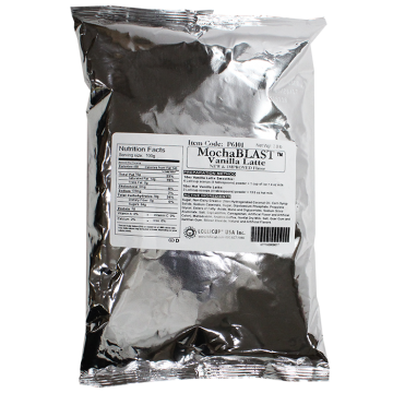 MochaBLAST Vanilla Latte Powder (2 lbs), P6101