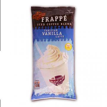 MoCafe Tahitian Vanilla Frappe Mix (3 lbs), P7503