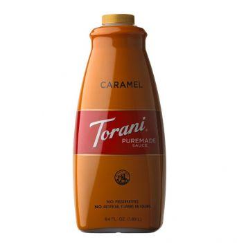 Torani Caramel Puremade Sauce 64oz