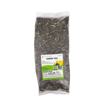 Tea Zone Green Tea Leaves - Case