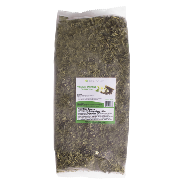 Tea Zone Premium Jasmine Green Tea - Bag
