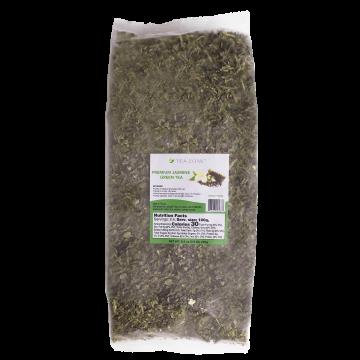 Tea Zone Premium Jasmine Green Tea Leaves - Case
