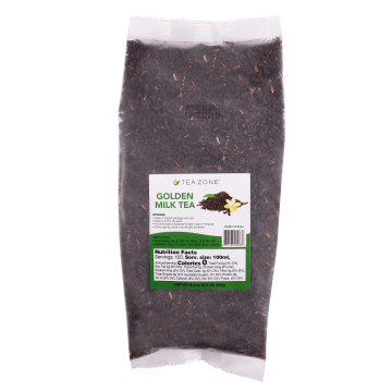 Tea Zone Golden Milk Tea Leaves - Case, T1025