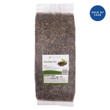 Tea Zone Oolong Tea Leaves - Case