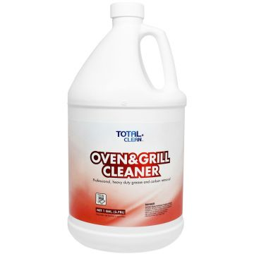 Total Clean Oven & Grill Cleaner (1 gal) - 4ct