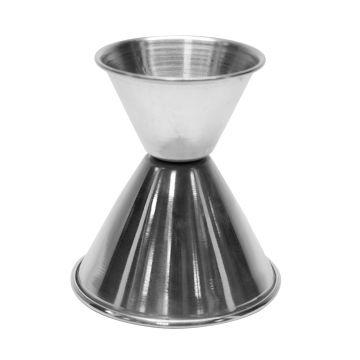 Cocktail Measuring Cup / Jigger (1oz/2oz), U1046
