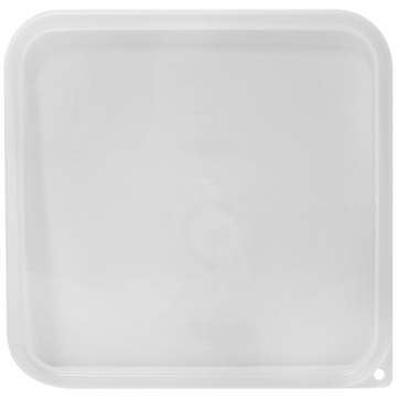 Cambro CamSquare Square Container Lid, Y5055