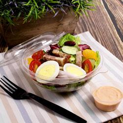 Salad Bowls & Lids