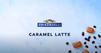 Ghirardelli Caramel Latte