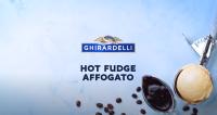 Ghirardelli Hot Fudge Affogato