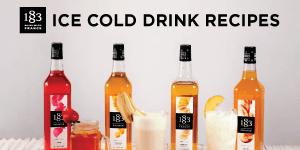 Fruity Fun Cold Drinks: 1883