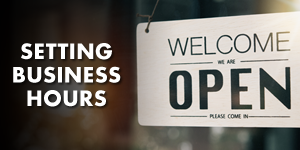 Tips On Setting Business Hours