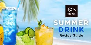 1883 Maison Routin Summer Recipe Guide