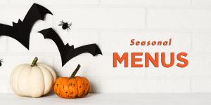 Halloween Menus