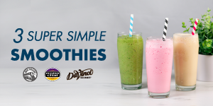 3 Super Simple Smoothies-kerry-foods