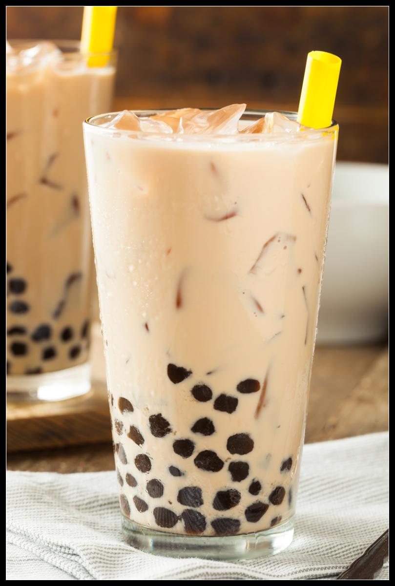 Tea Zone Boba Milk Tea